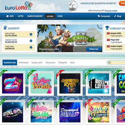 Eurolotto casino bonus