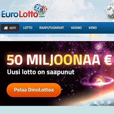 Dino Lotto netissä