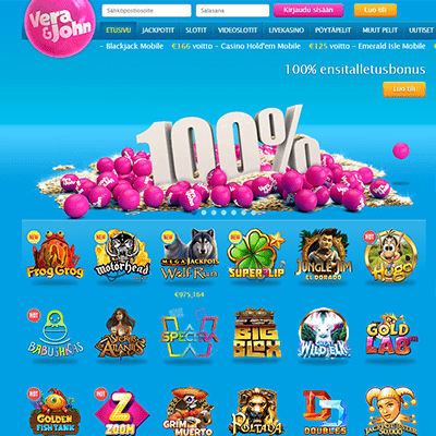 Verajohn Casino