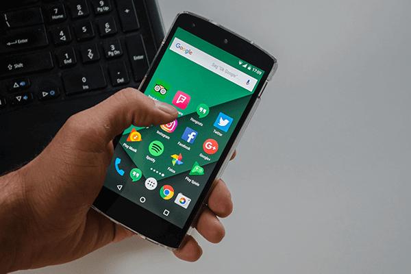 Android kasino