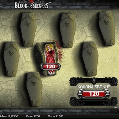 Blood Suckers ilmaiseksi