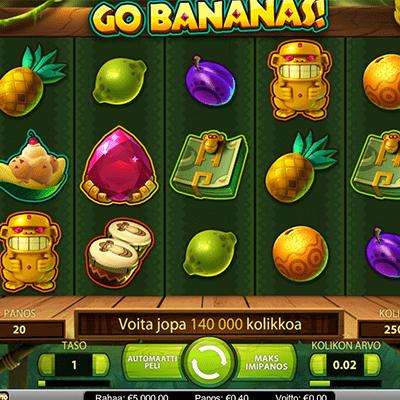 Go Bananas! Ilmaiseksi