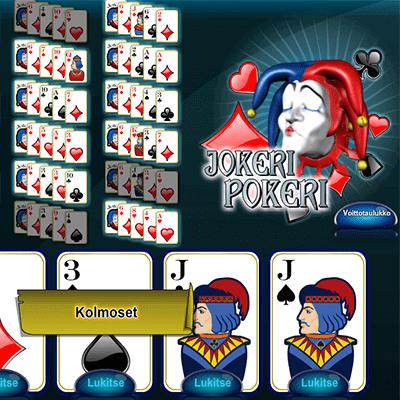 Jokeripokeri