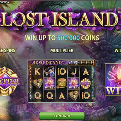 Lost Island ilmaiseksi
