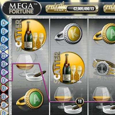 Mega Fortune ilmaiseksi