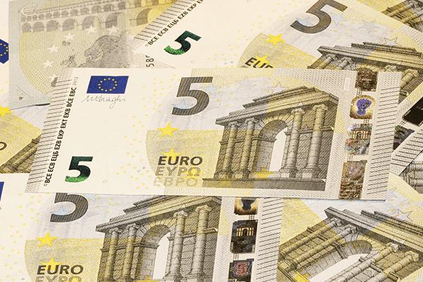 Minimitalleus 5 euroa