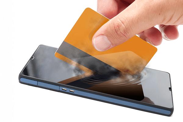 Mobiilitalletus nettikasinoilla