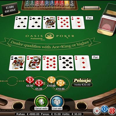 Oasis Pokeri