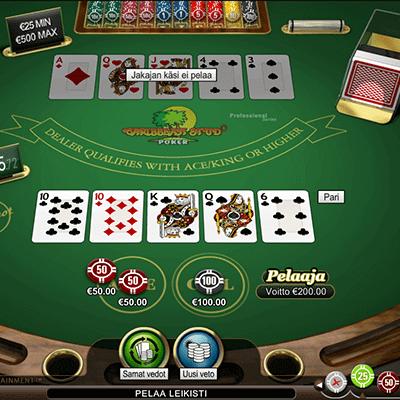 Pokeripelit netissä
