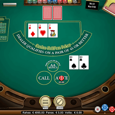 Pokeripelit