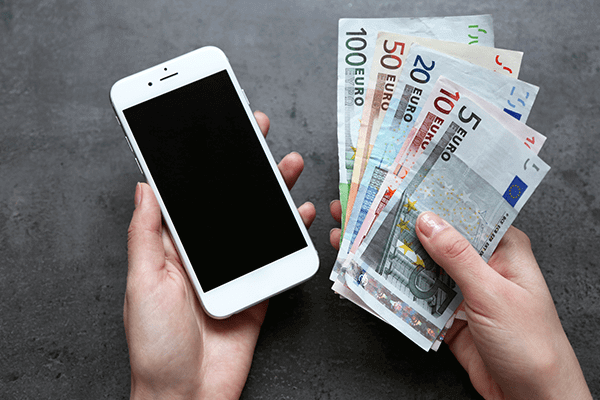 Puhelimella rahaa pelitilille maksutapa