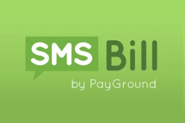 SMS bill maksutapa