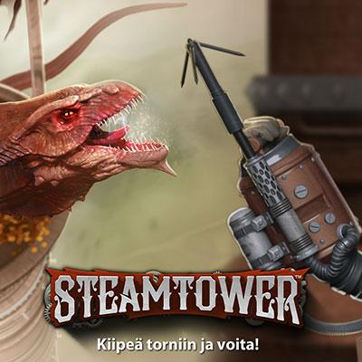 Steam Tower ilmaiseksi