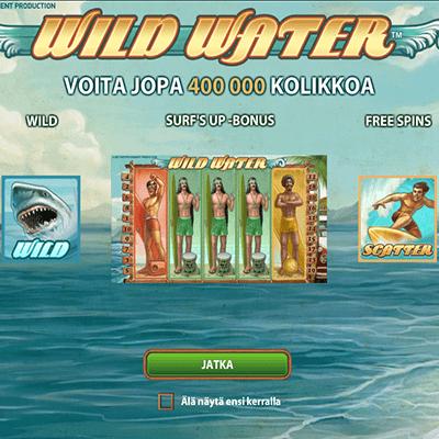 Wild Water ilmaiseksi