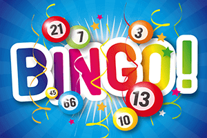 Bingo sanasto