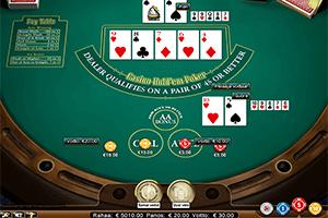 Casino Holdem sanasto