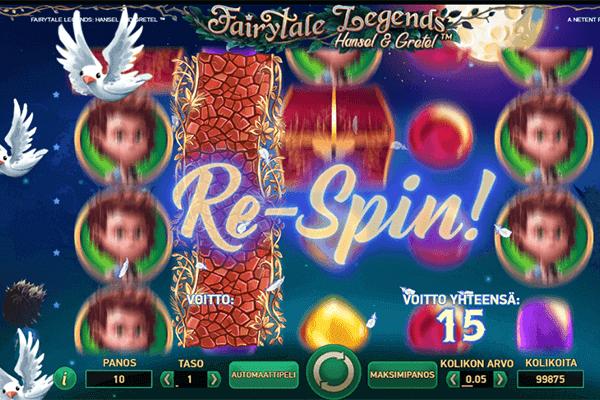 Fairytale Legends Hans & Gretel hedelmäpeli