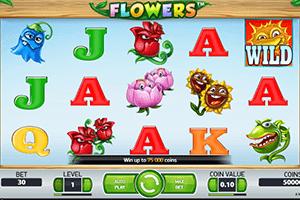 Flowers sanasto