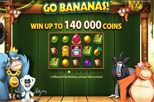 Go Bananas sanasto