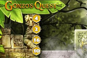 Gonzos Quest sanasto