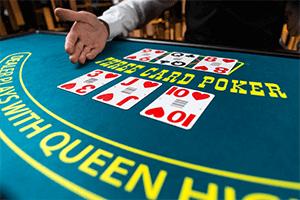 Kolmen kortin pokeri sanasto