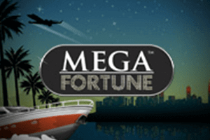 Mega Fortune sanasto