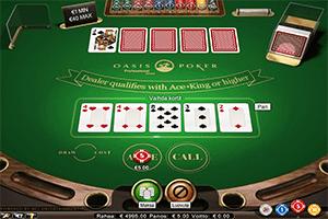 Oasis stud poker sanasto