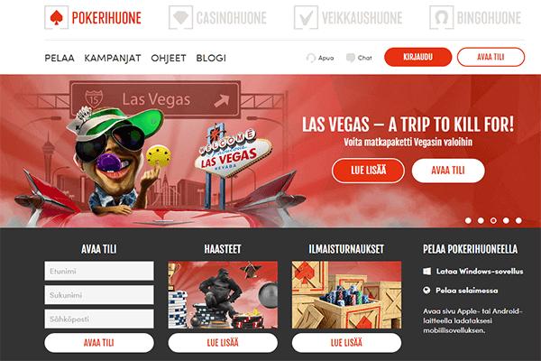Las Vegas Pokerihuone