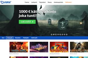 Quasar Gaming Halloween kampanja