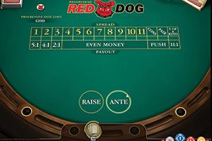 Red Dog sanasto