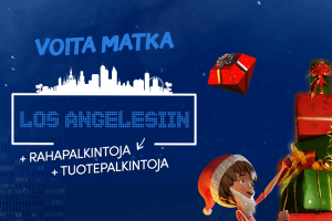 Suomivegas-joulukalenteri