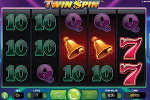 Twin Spin sanasto