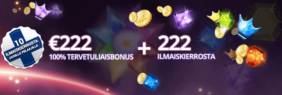 Casino bonus Yako