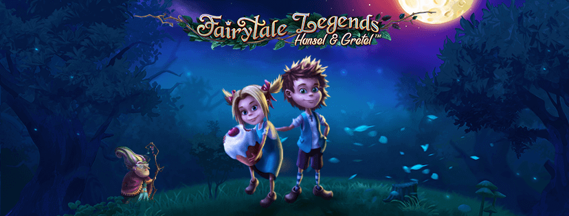 Fairytale Legends Hans & Gretel kolikkopeli