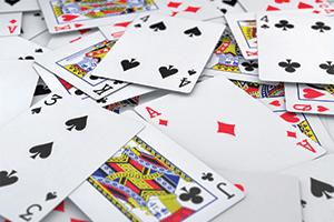 shanghai korttipeli sanasto