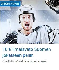 NordicBet_ilmainen_veto_jääkiekkossa