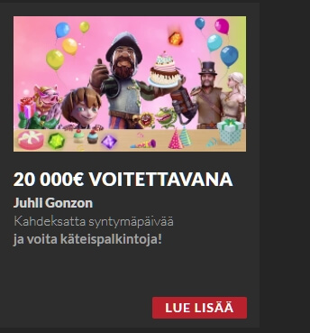 Guts_Gonzos_Quest_synttareiden_juhlinta