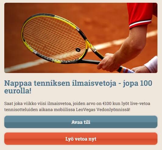LeoVegas_tennisvetoja
