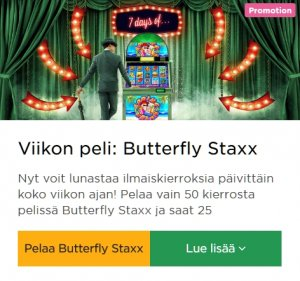 Mr_Green_Butterfly_Staxx_25_ilmaiskierrosta