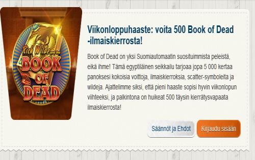 Suomiautomaatti_viikonlopun_haaste_500_ilmaiskierrosta