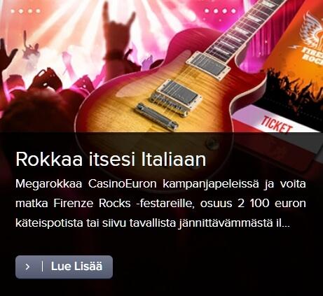 CasinoEuro_Firenzen_Rocks_tapahtuma