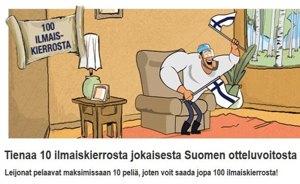 Finlandia_Casino_jääkiekon_MM-kisat _2018_ilmaiskierrokset
