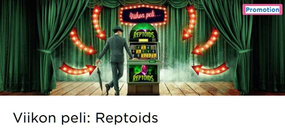 Mr_Green_Reptoids_175_ilmaiskierrosta_peliin_Starburst