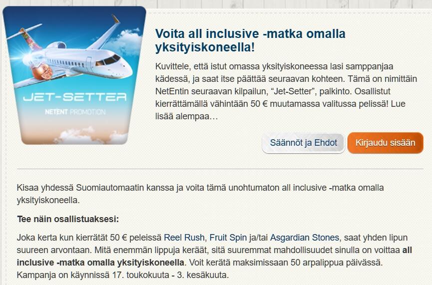 Suomiautomaatti_matka_yksityiskoneella_minne_haluat