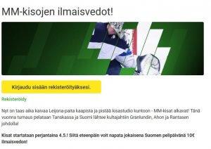 Unibet_jääkiekon_MM_kisojen_ilmaisvetoja