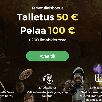Casinopop casino bonus