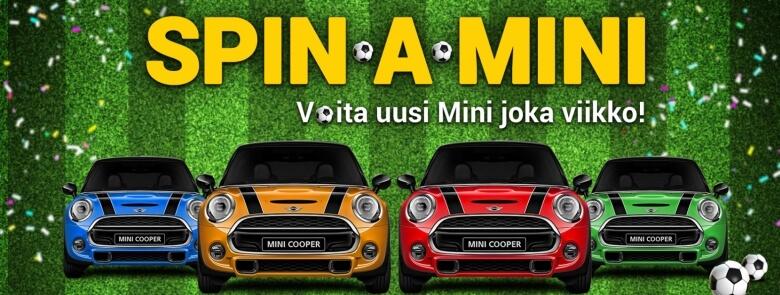 EUcasino_voita_Mini_Cooper_auto