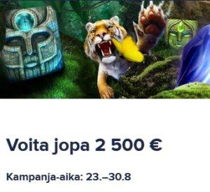 Casinoeuro_loppukesän_rieha