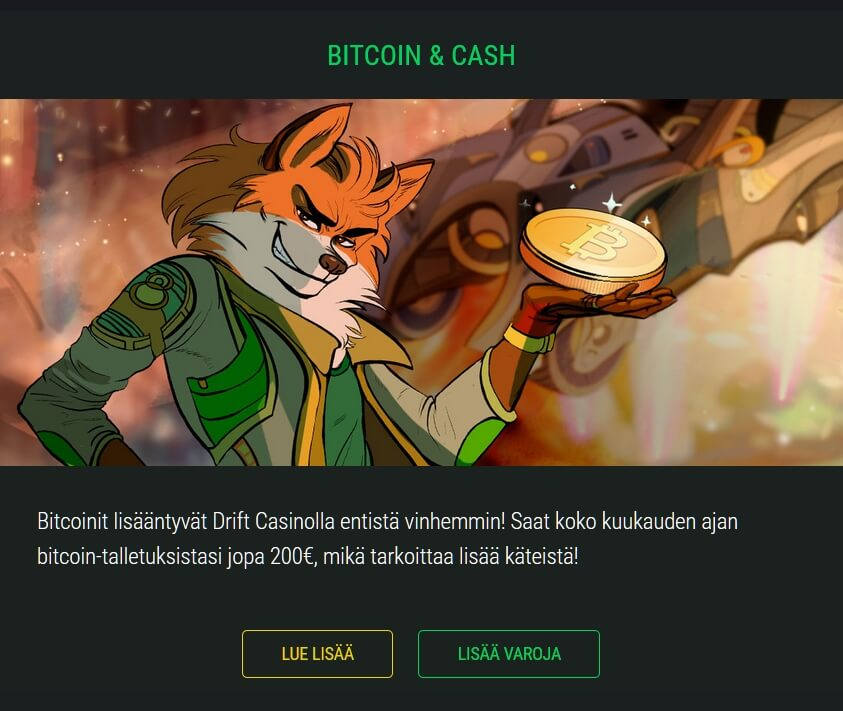 Drift_Casino_Bitcoin_10%