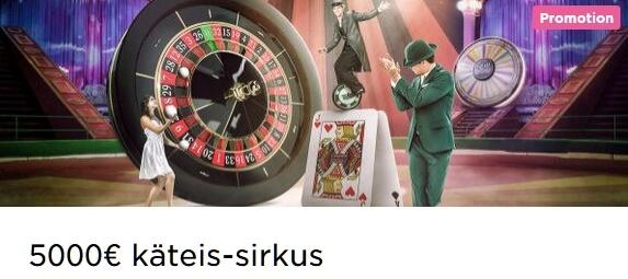 Mr_Green_käteis_sirkus_5000_euroa